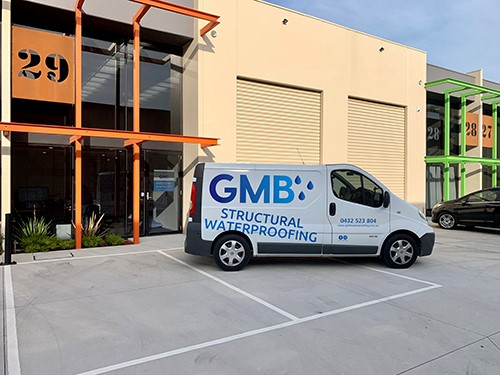 Contact GMB Waterproofing